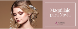 como crear un maquillaje para novia